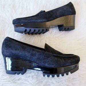 Robert Clergerie Platform Loafers